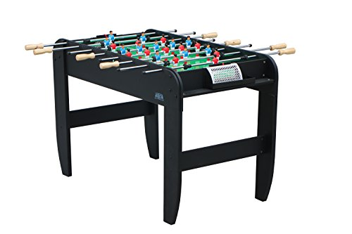 KICK Liberty 48 in Black Foosball Table