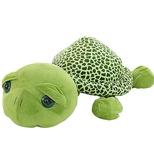 Hunpta @ Weiches Plüschtiere, 20/25/ 30/40 cm Meeresschildkröte Plüsch Spielzeug Kuscheltier Puppe Home Deko Kissen Plüschtier Stofftier Geburtstag Weihnachten Geschenk für Kinder Junge Mädchen