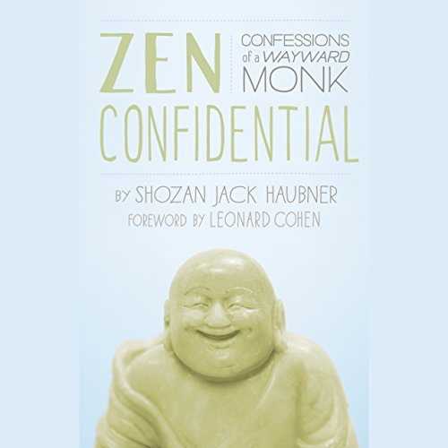 Zen Confidential audiobook cover art