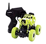 ONCEMORE by New Waterproof Remote Controlled Rock Crawler RC Monster Truck, Four Wheel