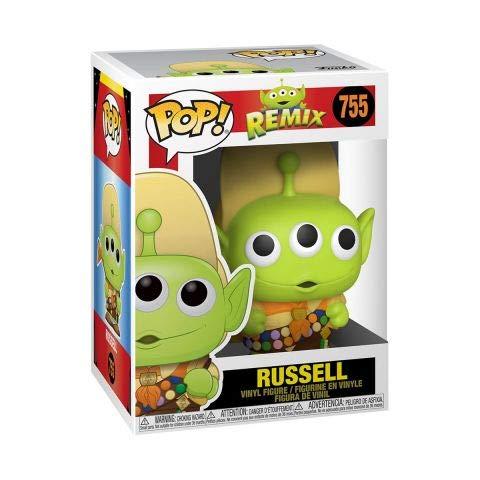Funko 49369 POP Disney Pixar: Toy Story-Alien as Russel Sammelbares Spielzeug, Mehrfarben