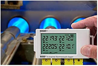 HOBO by Onset UX120-014M Thermocouple Data Logger