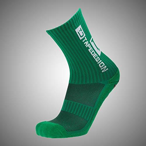 Tapedesign Allro& Classic Socken, Green, One Size