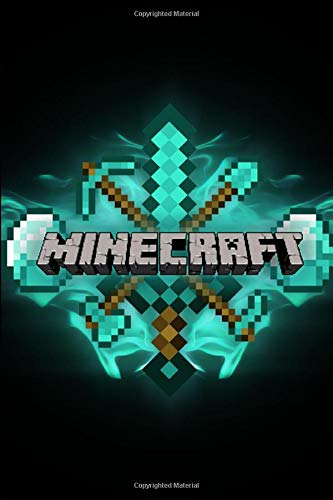 Minecraft 2020 Sword Notebook: a creative journal for minecrafters and gamers: minecrafter's new edition ruled journal/back to school notebook for kids, children, adults, teens