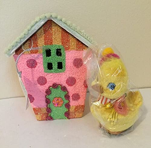 for Retired Gift Box House New color with G Suppl lowest price Inside Easter Chick