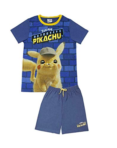 Pokemon Detective Pikachu Boy's Short pyjama