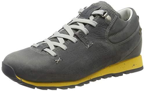 AKU Damen Bellamont G FG GTX W Trekking-& Wanderhalbschuhe, Grau (Grey/Yellow 035), 38 EU