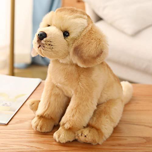 Real Life Dog Plushie France Bulldog Shiba Inu Soft Lifelike Dog Stuffed Animal Kids 'Plush Pillow Toy Regalo de cumpleaños para niños 25cm B