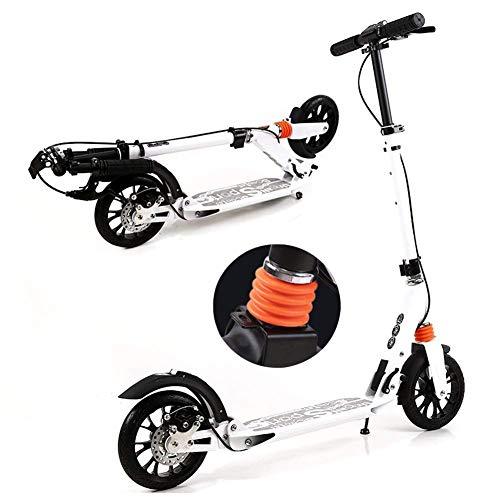 MJYY Scooters de Kick para adultos con patines portátiles plegables para exteriores...