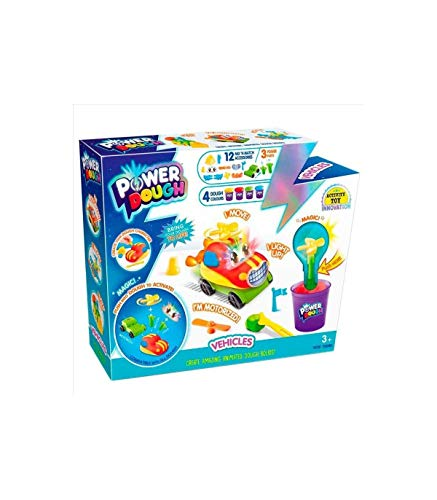 POWER DOUGH Canal Toys Amazon ES1 DP017 , Modelos/colores Surtidos, 1 Unidad