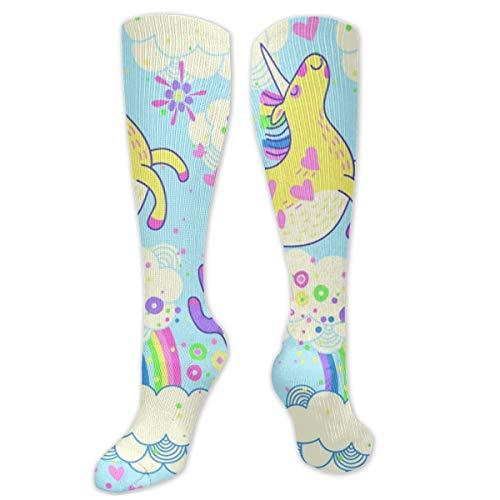 Ruin Maxima vrouwen atletische voetbal jurk sokken kunst bemanning sokken