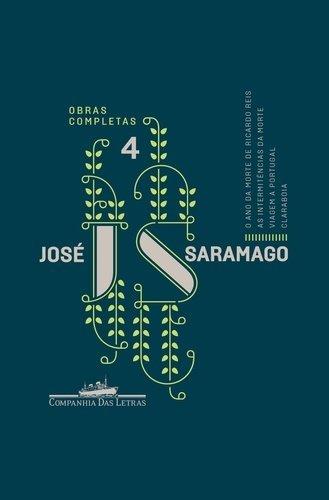 Obras completas - José Saramago - volume 4