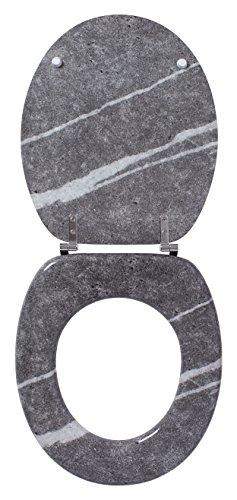 Werquin Trendy Line 20720370 WC-bril, marmer-look