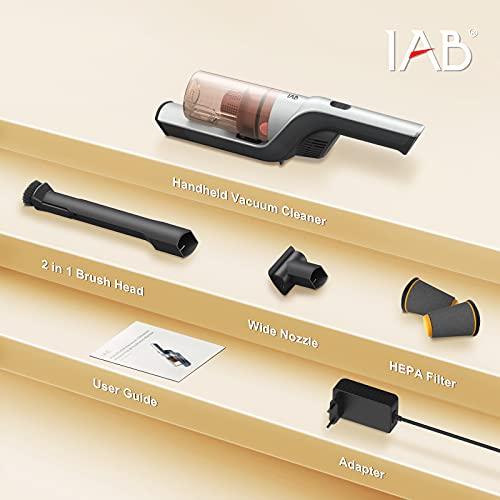 IAB vacuum cleaner-EU-S6