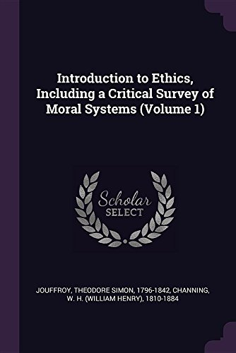 INTRO TO ETHICS INCLUDING A CR