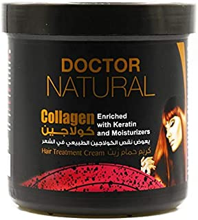 Doctor Natural Collagen Hair Treatment Cream Rich With Keratin