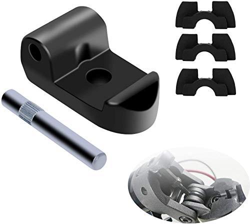 Poweka Gancho Plegable Scooter Reforzado Cerradura para Xiao-mi M365 Patinete Electrico Accesorios...