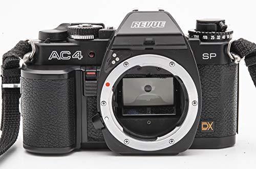 Revue Revueflex AC4 Gehäuse Body Kamera Spiegelreflexkamera