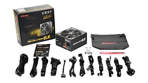 Enermax Revolution D.F. 850 W 80+ Gold Certified Fully Modular ATX Power Supply