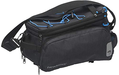 New Looxs Gepäckträgertasche Sports Trunkbag Racktime schwarz Racktime,schwarz