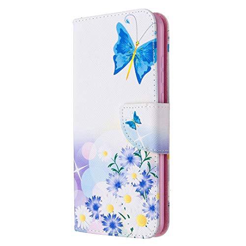 Handyhülle für Huawei Hono 9AHülle Leder, Huawei Hono 9A Klapphülle Handytasche Case für Huawei Hono 9A Handy Hüllen-7