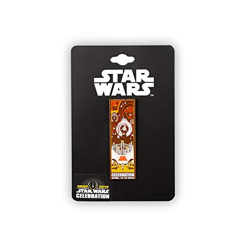 STAR WARS The Phantom Menace Movie Poster Pin | Artwork by Eric Tan | 2