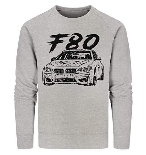 glstkrrn F80 Dirty Sweatshirt