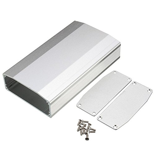 EsportsMJJ DIY Aluminium Box Circuit Board Elektronische behuizing Case 110 * 64 * 25,5 mm