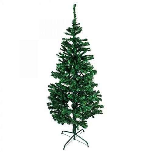 LEX YW99782 Weihnachtsbaum künstlicher Tannenbaum 180 cm grün