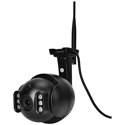AI Überwachungskamera Intelligente Kamera APP Push Zweiwege-Gegensprechanlage Infrarot Nachtsicht Regenschutz 1080P Innen- und(European regulations)