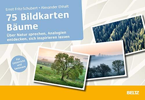 75 Bildkarten Bäume: Über Natur sprechen, Analogien entdecken, sich inspirieren lassen. Für Unterricht, Coaching, Seminare
