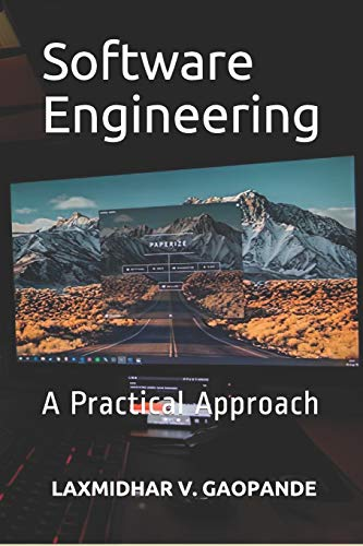 Software Engineering: A Practical Approach