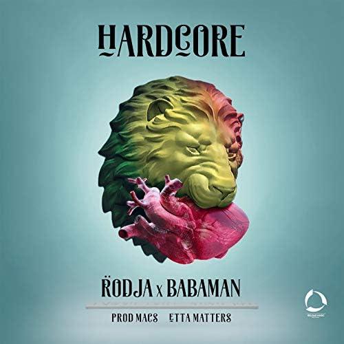 Rödja, Babaman & The Macs feat. Etta Matters