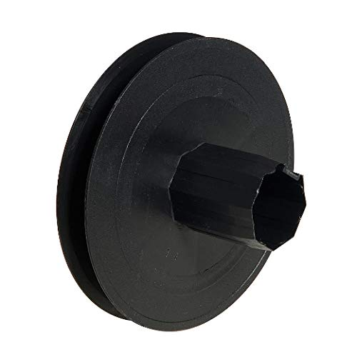 WOLFPACK LINEA PROFESIONAL 5250130 Disco Persiana Plastico Espiga Metalica 136x40 mm. Cinta 14 mm