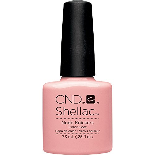 CND Shellac Nude Knickers, 1er Pack (1 x 7,3 ml)