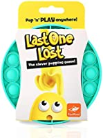 FoxMind, Last One Lost, Tactile Logic Travel Game for Kids, Family, and Friends