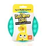 THE ORIGINAL, CLEVER AND INGINIOUS BUBBLE POPPING GAME EVERYONE LOVES Enjoy the fidgety bubble popping action and when you feel like, match wits in a Last One Lost clever game against an opponent Part of the Go POP! line SAFETY TESTED AND HYGIENIC: F...