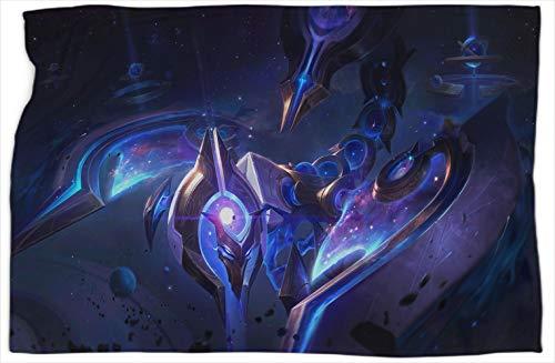 Cosmic Sting Skarner League Legends - Manta para sof (127 x 152 cm)
