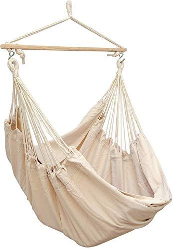 Hängematte mit Querhölzern Netz oder Stoffbespannt