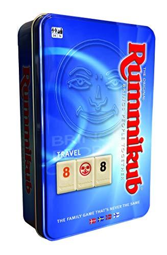 Hasbro Rummikub - Jeu de societe de réflexion - Jeu de Voyag