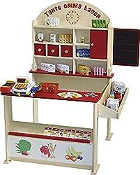 roba kaufladen mein kinderkaufladen. Black Bedroom Furniture Sets. Home Design Ideas
