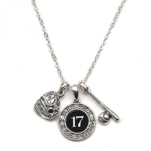 number 17 necklace - 9