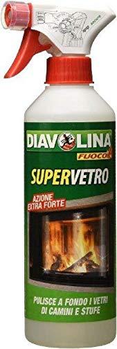 Diavolina Detersivo Spray per Vetri - 500 ml