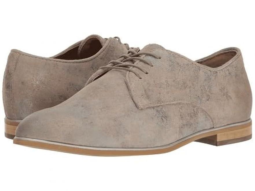 熱心なコーヒー店主Miz Mooz(ミズムーズ) レディース 女性用 シューズ 靴 オックスフォード 紳士靴 通勤靴 Finn - Pewter [並行輸入品]