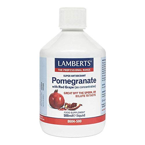 Lamberts Flüssigkeit Pomegranate Concentrate, 500ml