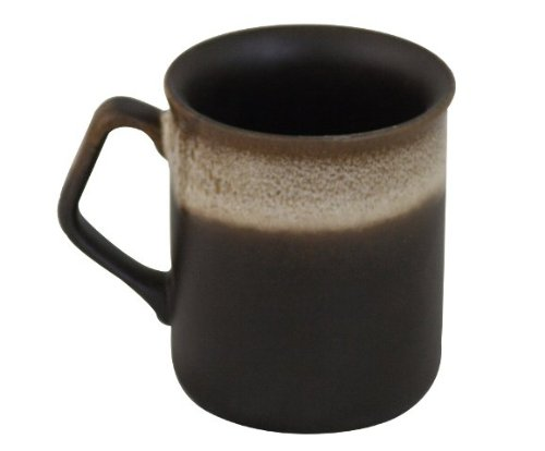 Unbekannt Bunzlauer Keramik Tasse en céramique Motif zaciek V = 0,25 l (Céramique Agriculteurs)