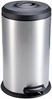 The Step N Sort 959586 Compacting Trash Can, 40 Liter