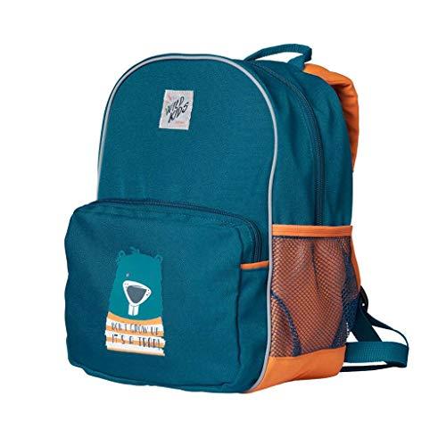 Stihl Unisex-Kinder Kinderrucksack Rucksack Blau (Blau)