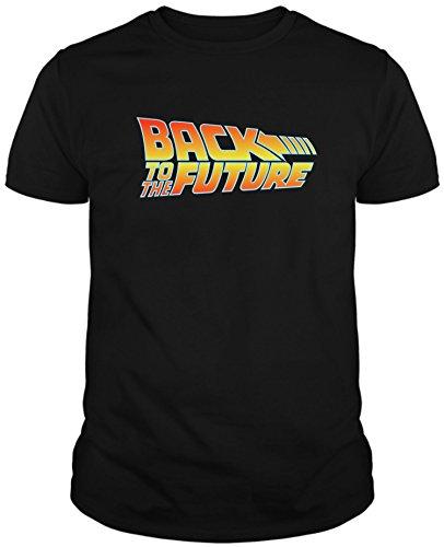 The Fan Tee Camiseta de Hombre Regreso al Futuro Marty Mcfly L