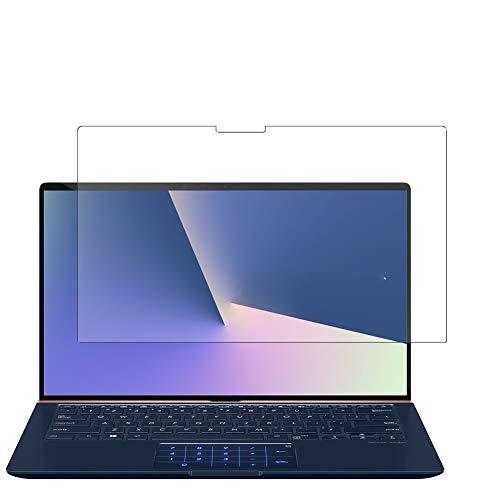 """Vaxson 2 Stück Anti Blaulicht Schutzfolie, kompatibel mit ASUS ZenBook 14 UX433FN UX433FN-8565 14"""", Displayschutzfolie Anti Blue Light [nicht Panzerglas]"""